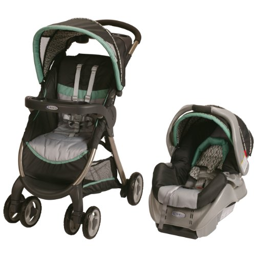 Best Prices! Graco FastAction Fold Classic Connect Travel System, Richmond