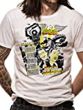 Aerosmith White Dimension Official Unisex T-Shirt (White )