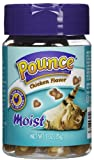 Pounce Moist Chicken Flavor Cat Treats 3.oz (3 Pack)