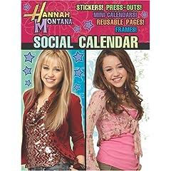 Hannah Montana - Social Calendar