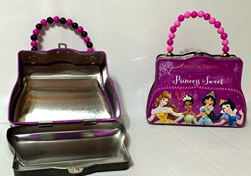 Disney Princess Novelty Decorative Mini Lunch / Party Favor Purse - Halloween Edition