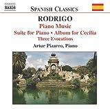 echange, troc  - Joaquim Rodrigo Musique Pour Piano (Volume 2)