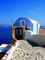 ギリシャ写真集 (サントリーニ島)