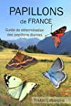 Papillons de France : Guide de d�term...