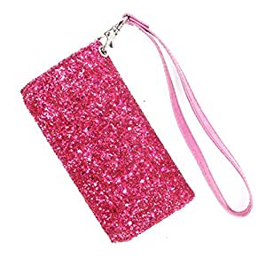 i-KitPit PU Leather Case Cover For LG Optimus G Pro (E988) (Pink)