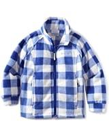 Columbia Big Girls'  Benton Springs Printed Fleece Jacket