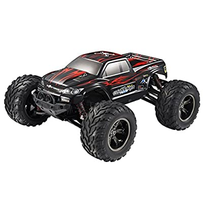 Hosim 35+MPH 1/12 Scale Electric RC Car 2.4Ghz 2WD High Speed Remote Controlled Car