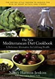 img - for The New Mediterranean Diet Cookbook: A Delicious Alternative for Lifelong Health book / textbook / text book