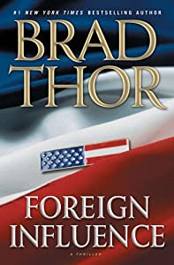 "Cover of ""Foreign Influence: A Thriller (..."