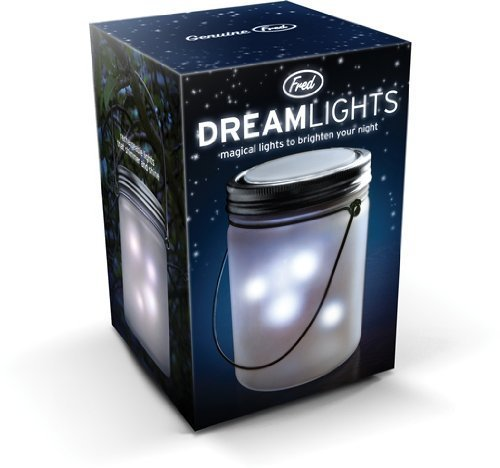 Dreamlights - Magical Flickering Lights Jar