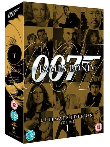 james bond titles