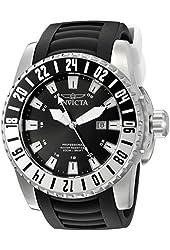 Invicta Men's 19681 Pro Diver Analog Display Swiss Quartz Black Watch