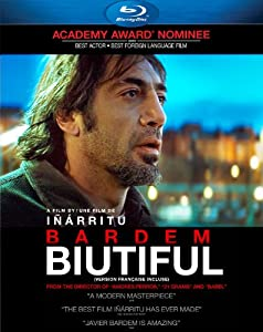 Biutiful [Blu-ray] (Bilingual)