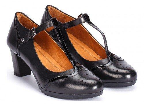 Pikolinos, Scarpe col tacco donna nero nero nero Size: 38