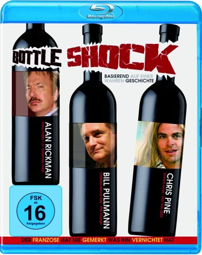 Bottle Shock [Blu-ray]