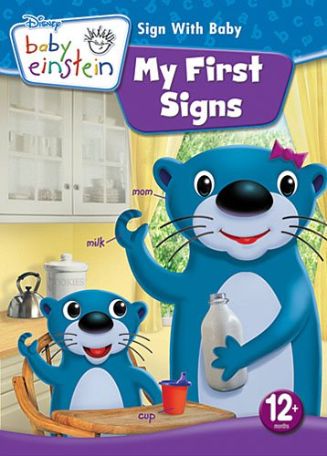 Baby Einstein: My First Signs