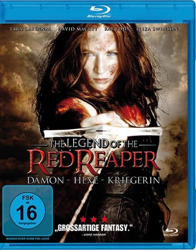 The Legend of the Red Reaper - Dämon, Hexe, Kriegerin [Blu-ray]