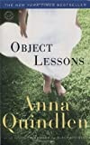 Object Lessons (Ballantine Reader's Circle) (0449001016) by Quindlen, Anna