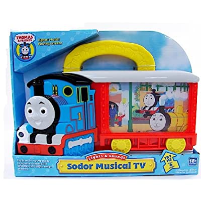 Amazon.com: Thomas and Friends Sodor Musical TV Toy