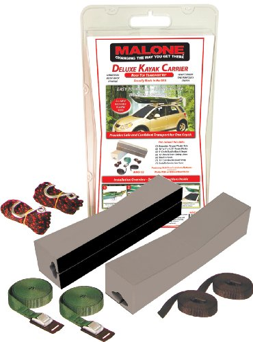 Malone Deluxe Foam Block Universal Car Top Large