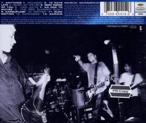 Third Eye Blind Album 171 Blue 187