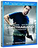 Contraband/ Contrebande (Bilingual) [Blu-ray + DVD + Digital Copy]