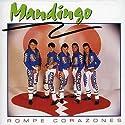 Mandingo - Rompe Corazones [Audio CD]<br>$265.00