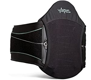 Aspen Summit 631 Back Brace; Black; Medium - 992530