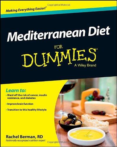 Mediterranean Diet For Dummies front-655642
