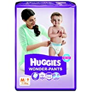 Huggies Wonder Pants Medium Size Diapers (9 Count)