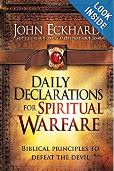 Download Daily Declarations for Spiritual Warfare: Biblical principles to defeat the devil ebook