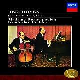 ベートーヴェン:チェロソナタ第3番&第4番&第5番