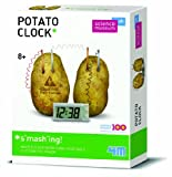 Toy - Great Gizmos Kidz Labs - Green Science Potato Clock