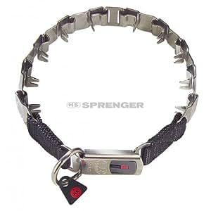 "Amazon.com : Herm Sprenger Original NEW Metal Collar ""Neck"