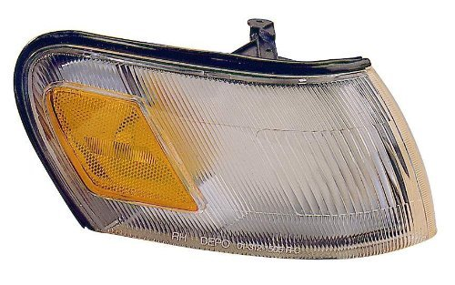 Depo 312-1505L-AS Toyota Corolla Driver Side Replacement Parking/Corner Light Assembly Style: Driver Side (LH)