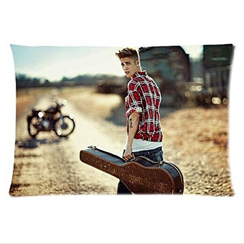 Justin Bieber Pillow Cases front-1050818
