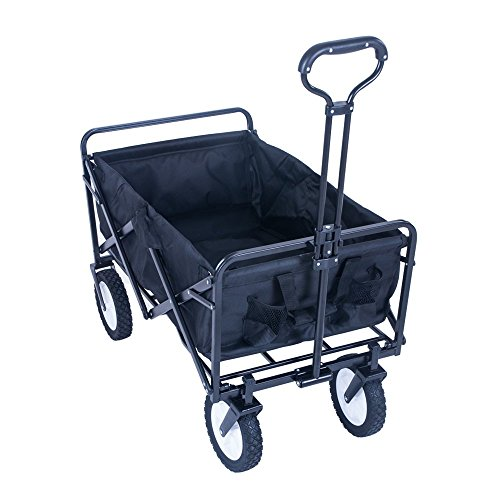 best folding wagons 2016 top 10 folding wagons reviews comparaboo. Black Bedroom Furniture Sets. Home Design Ideas