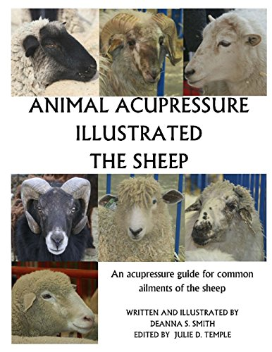 Animal Acupressure Illustrated The Sheep