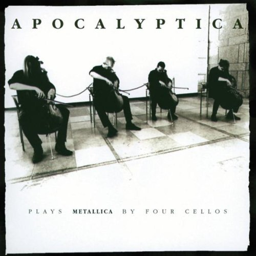 Plays Metallica By Four Cellos by Apocalyptica (1998) Audio CD