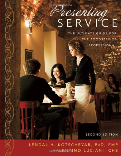 Presenting Service: The Ultimate Guide for the...