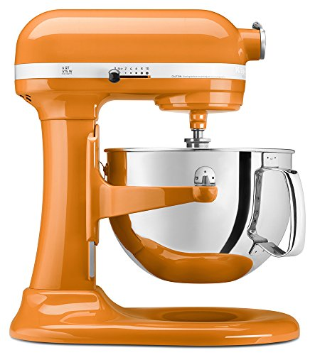 KitchenAid KP26M1XTG 6-Qt. Professional 600 Series - Tangerine (Kitchen Aid Mixer Tangerine compare prices)
