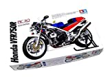 Tamiya Motorcycle Model 1/12 Motorbike Honda RC30 VFR750R Scale Hobby 14057 with RCECHO Full Version Apps Edition