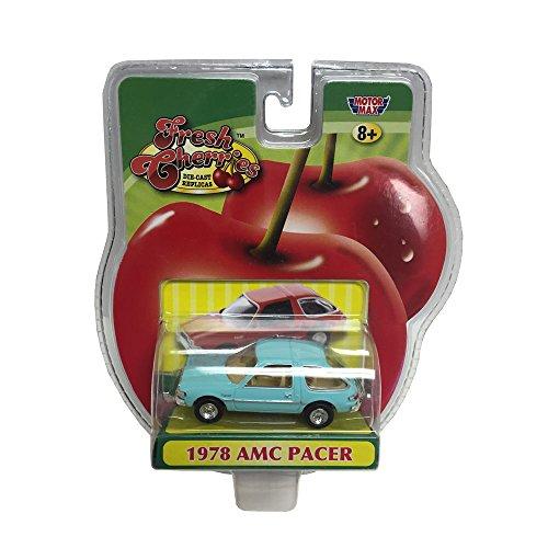 motor-max-fresh-cherries-light-blue-green-1978-amc-pacer-diecast-replica