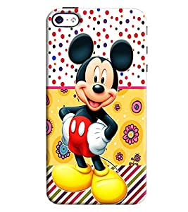 Clarks Printed Designer Back Cover For Apple iPhone 4s