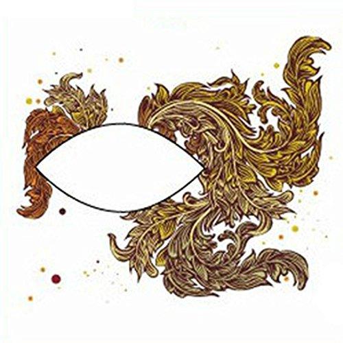 Halloween Ombretto Sticker Clode® Halloween Party Temporanea Degli Occhi Tatuaggio Ombretto Eyeliner Sticker Trucco