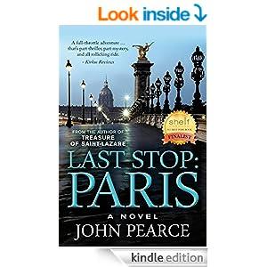 Last Stop: Paris (The Eddie Grant Series Book 2)