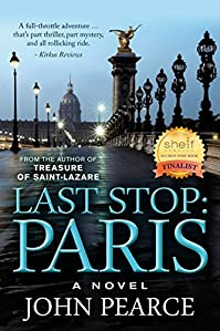 Last Stop: Paris by John Pearce ebook deal