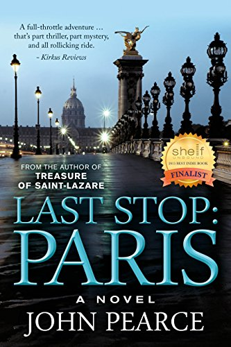 Last Stop: Paris by John Pearce ebook deal