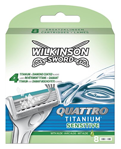wilkinson-sword-quattro-titanium-sensitive-razor-blades-pack-of-8-blades