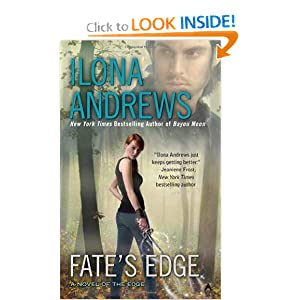 Fate's Edge - Ilona Andrews